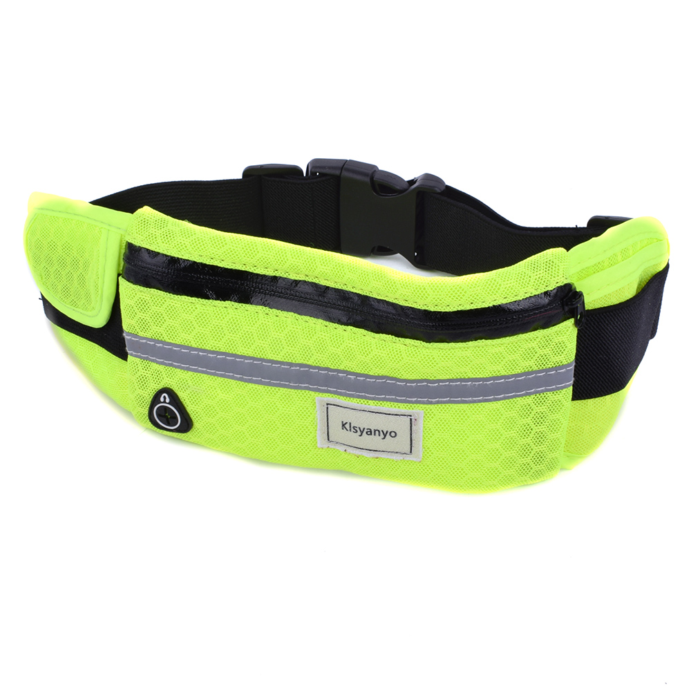 Klsyanyo Fanny Pack Waist Bag Belt Bum Bag Travelling Multi Function Pochete Heuptas Phone Wallet Pouch все цены