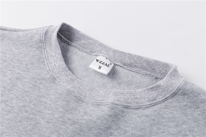 Solid Sweatshirts Spring Autumn Fashion Hoodies Male Warm Fleece Coat Hip Hop Hoodies Sweatshirts 36