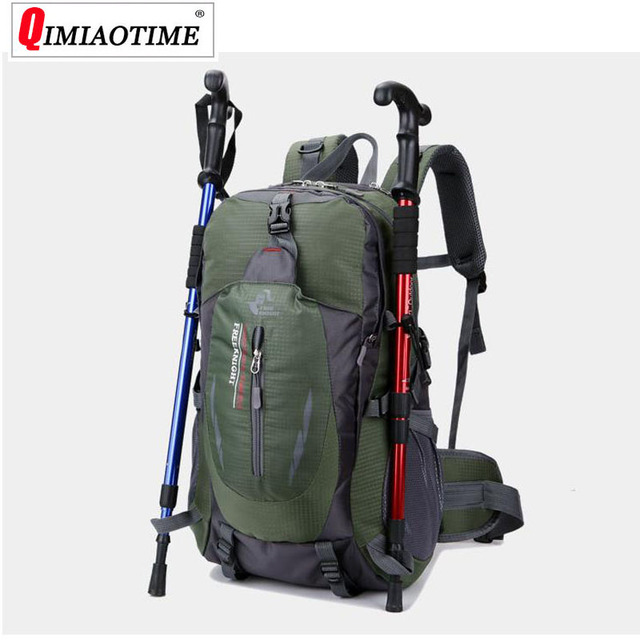 6a149d8b0e43 large capacity waterproof outdoor travel bag casual sports bag 40L  multi-function mountaineering backpack weekend