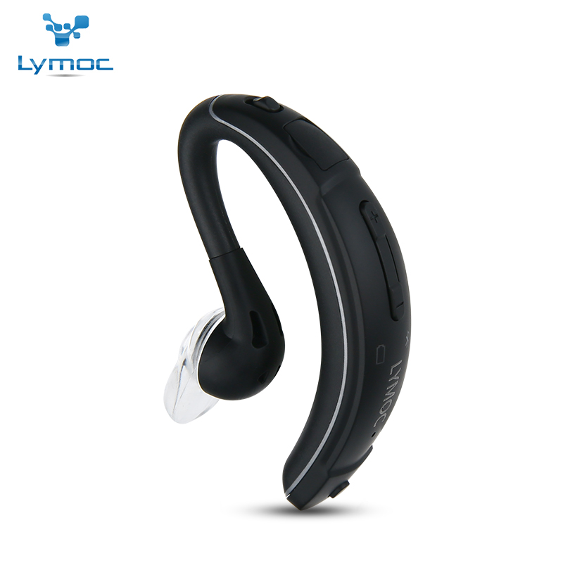 LYMOC Bluetooth Headphones Stereo Wireless Headsets Hands-free Earpiece with Double HD Mic Music Earphone for IOS Android Phones m3 stereo wireless headphone для handsfree hd mic музыкальная игра спорт bluetooth v4 1 гарнитура для ios и android