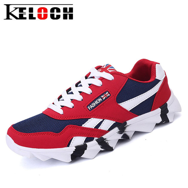 Keloch New Summer Men Running Shoes Outdoor Jogging Training Shoes Sports Sneakers Men Keep Warm Winter Snow Shoes For Running
