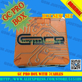 Последним Verison GC Pro Box GC PRO BOX GcPro Коробка с 8 кабелей Для Samsung ZTE Huawei MTK CDMA