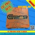 Mais novo verison caixa gc gc pro pro caixa gcpro box com 8 cabos para samsung zte huawei mtk cdma