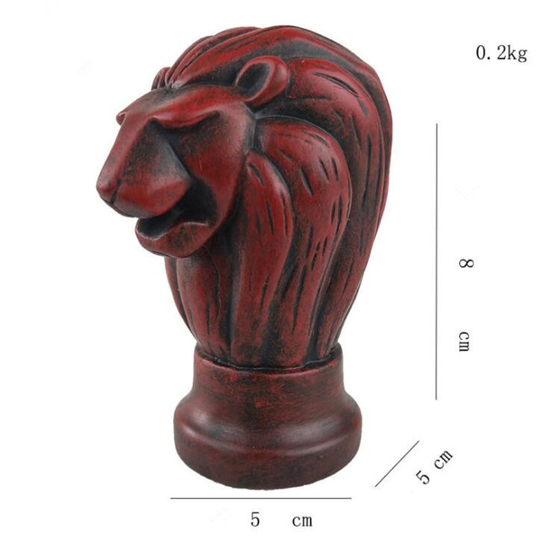 Hot Esihou Game of Thrones War Chess Stark Lannister Cosplay Props Lion Direwolf Decorate Figure Decoration Fans Best Gift in Costume Props from Novelty Special Use