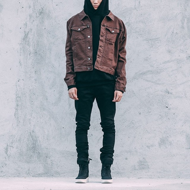 Fall Veste Homme Moto Kpop Kanye Justin Bieb Jackets Mens European