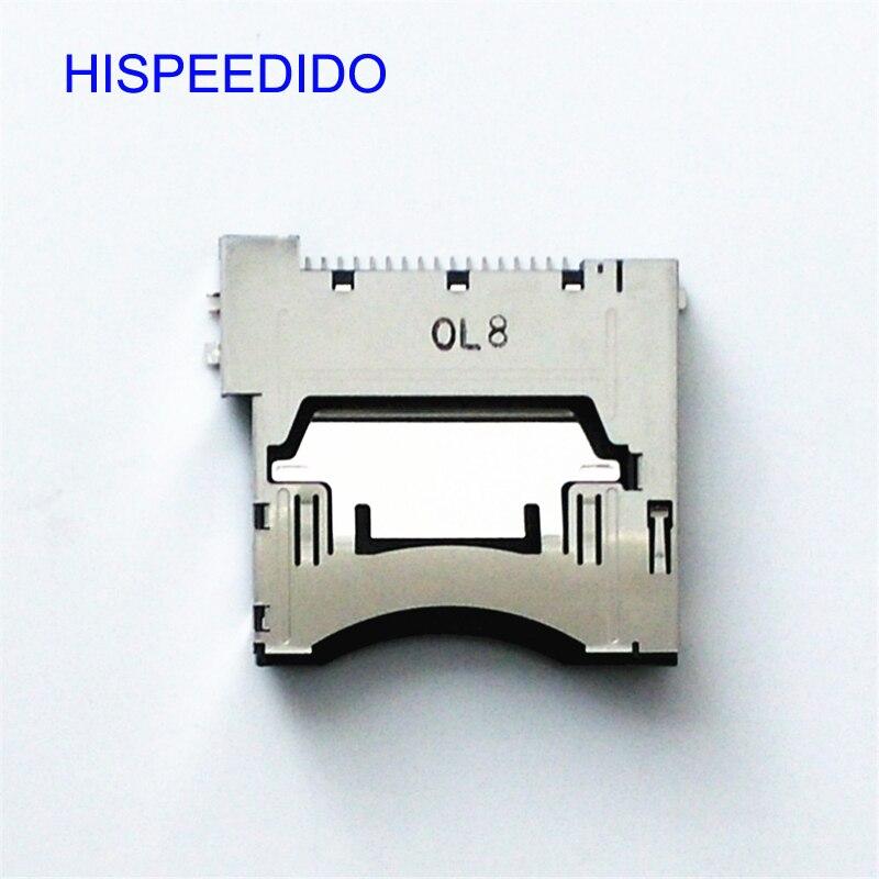 HISPEEDIDO Replacement for Nintendo DSi NDSi Game card slot  For Nintendo DSiXL DSiLL  Game Console