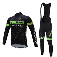 663b09bba3 Male 2019 TELEYI Racing Bike Clothing Kits MTB Maillot Bicycle Jersey Sets  Cycling Clothes Kits Mens