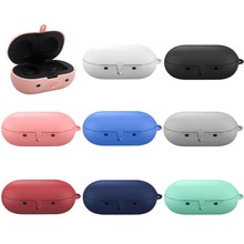 Silicone Headset Case Cover For Samsung Gear IconX 2018 Case Charging Sleeve Wir