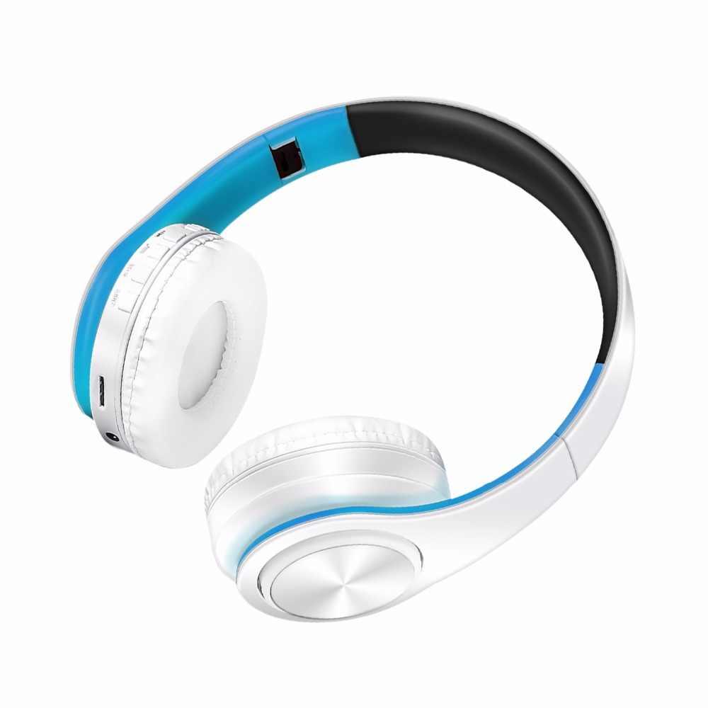 Auriculares Bluetooth especial de moda auriculares Bluetooth V5.0 teléfono móvil Bluetooth auriculares con micrófono oculto y reproductor de mp3