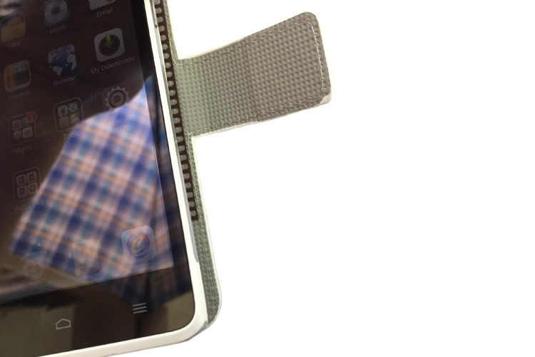 ل zte بليد v6 حالة الأزياء pu حامل محفظة جلد الوجه الحالات غطاء ل zte بليد d6 قضية الهاتف المحمول