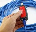 El Envío Gratuito! noyafa nf-300r nf-300 unidad remota para rj45 bnc cable tester