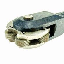 Шесть накаток типа Kunrling инструменты 1,0 1,5 2 мм сетчатый двойной шаг тиснения линейный Kunrls набор колес токарный станок резак станки