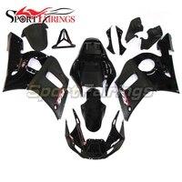 Fairings For Yamaha R6 98 99 00 01 02 1998 1999 2000 2002 Plastics ABS R6 Fairings Motorcycle Fairing Kits Bodywork Black Matt