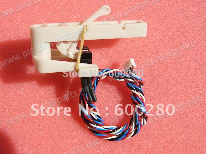 C6074-60402 C6072-60190 Media sensor for HP DesignJet 1050C 1055CM used