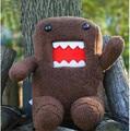 20cm domokun funny domo-kun doll children novelty item creative gift the kawaii domo kun plush toy for baby kids