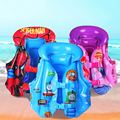 Регулируемые Дети детские Babys Надувные Игрушки Бассейн Float Спасательный Жилет Swiwmsuit Детский Плавательный Жилет Безопасности Мальчики и Девушки 3-5 Год
