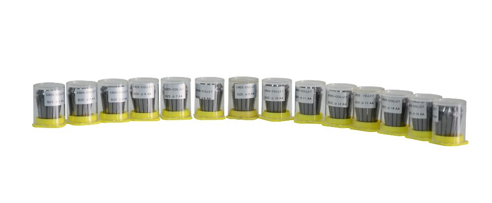 High precision ACCURACY 0.008MM ER32  Collet Chuck for Spindle Motor Engraving/Grinding/Milling/Boring/Drilling tool holder