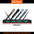 Hot Selling Wireless Mic Professional Wireless Microphone System EW186G3 High Quality Wireless Microphone