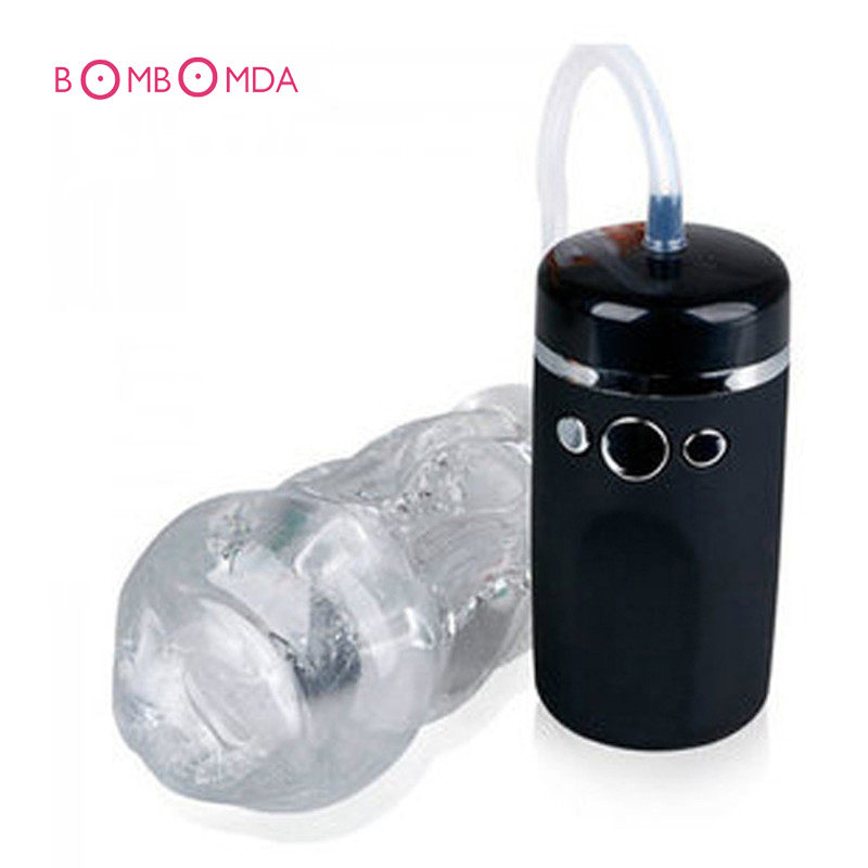 Transparent Silicone Male Masturbator Penis Trainer Penis Massage Pocket ,Pussy Stroker Masturbation Cup Sex Products For Men electric penis pump exercise masturbation cup penis enlarger masturbator aircraft cup realistic vagina pussy cup sex toy for men