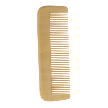 Natural Boxwood Comb No Static Wooden Hair Detangling Head Massage Comb Beard Hairbrush Hair Care Styling Tools 6