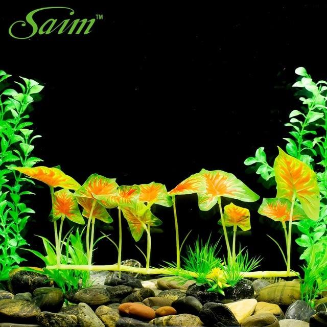 Superb Aquarium Plants Aquascaping Tank Decor Special Plants Lifelike Plant  Aquarium Supplies Deco Aquarium For Fish Tank