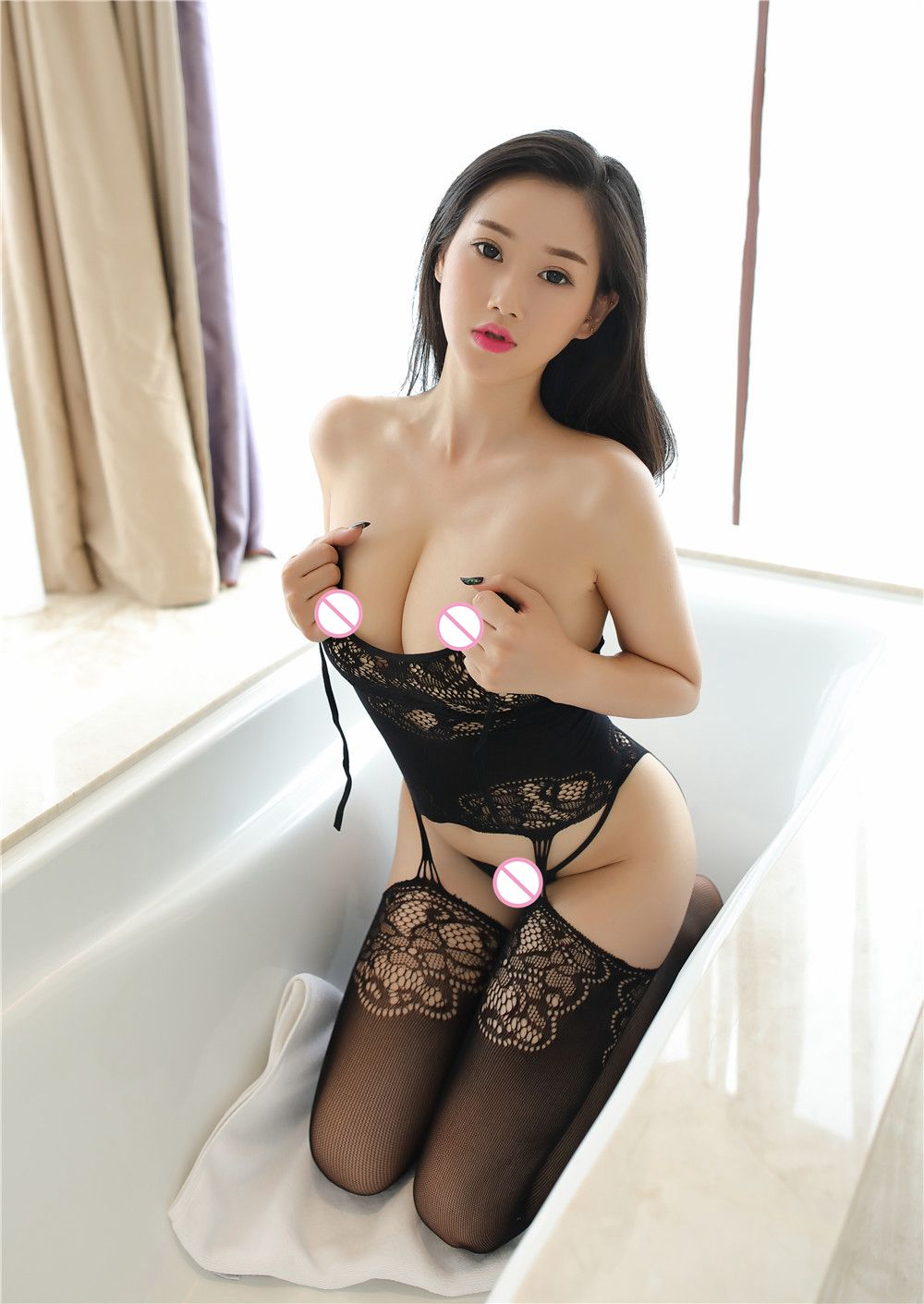 Buy 2018 Women Sexy Lingerie Plus Size Hot Erotic Underwear Babydoll Fishnet Sleepwear exy Costumes Lenceria Erotica Mujer Sexi