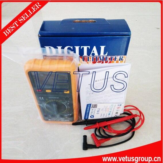 HP-9802 scope digital multimeter manual hp 37k scope multimeter with high accuracy