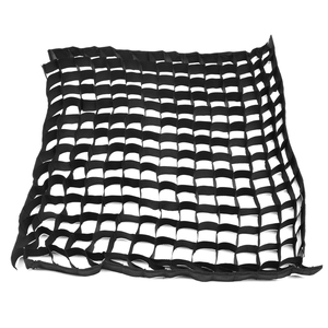 "Image 5 - Godox Raster Draagbare 60x60 cm 24 ""x 24"" Foto Softbox Honingraat voor Studio Srobe Flash licht (Grid Alleen)"