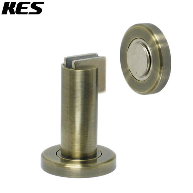 KES HDS300-5 Heavy Duty Magnetic Doorstop/Door with Catch Conceal Screw Mount  sc 1 st  AliExpress.com & KES HDS300 5 Heavy Duty Magnetic Doorstop/Door with Catch Conceal ...