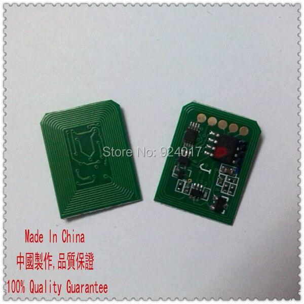 Farbe Laserdrucker Toner Chip Für Oki 43865725 43865726 43865727 43865728 Tonerkartusche, Für...