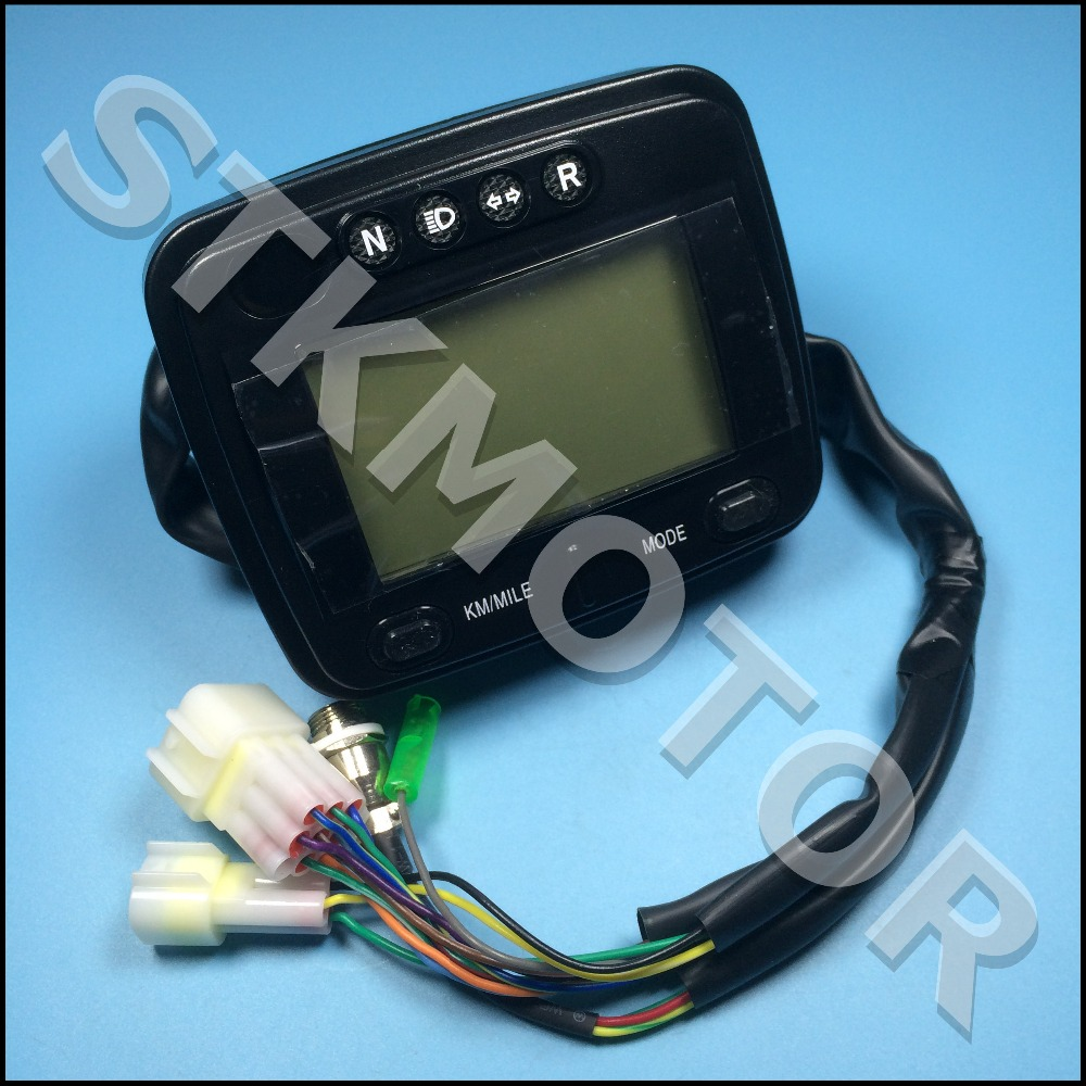 Buyang Feishen 300CC ATV Quad Speedometer Speed Meter Assy Instrument D300 G300 H300 5.1.01.0012-in ATV Parts & Accessories from Automobiles & Motorcycles    1