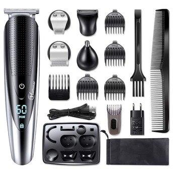 Hatteker RFC-598 Hair Clipper Kit