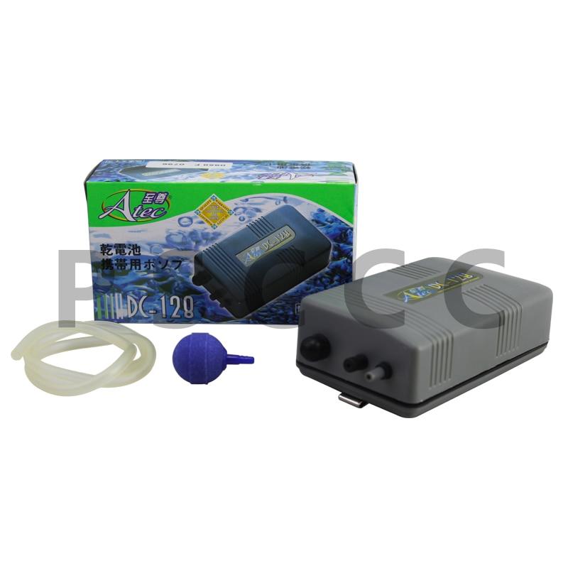 Válvula de control de flujo de aire ajustable Acuario Peces Tanque Bomba Tubo 1-6 salidas