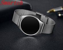 Smartch Новый M7 Bluetooth SmartBand Приборы для измерения артериального давления Мониторы сердечного ритма Мониторы Смарт Браслет Фитнес трекер для Andrio