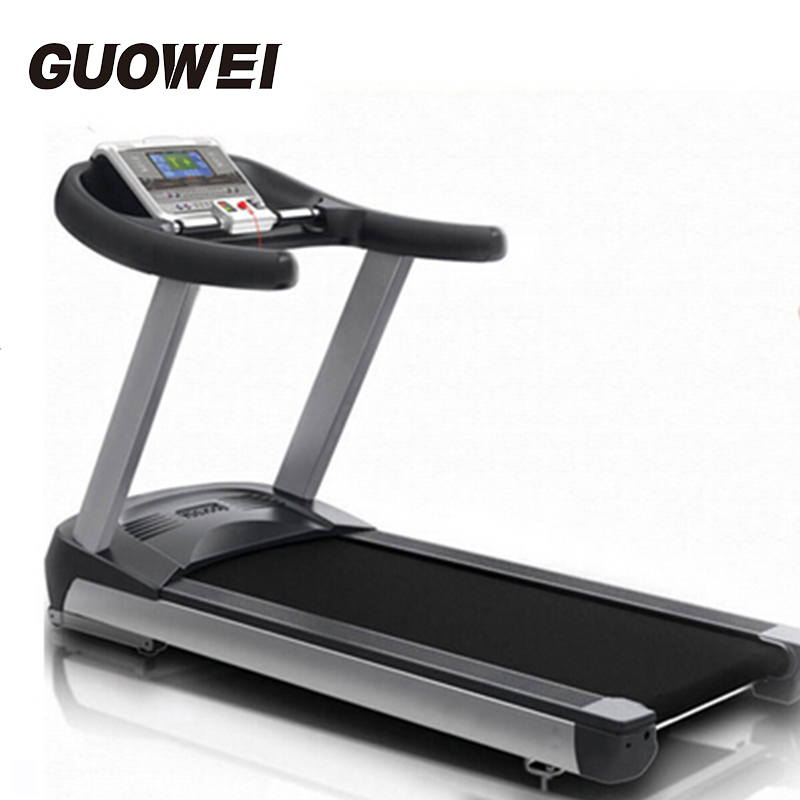 CHISLIM 5HP Folding Electric Treadmill Household Body Building Running Training Fitness Machine Home Use Fitness Equipments