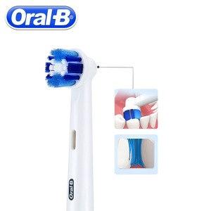 Image 5 - 1 opakowanie Oral B precyzyjnym czyszczeniem głowice szczotek zamienniki elektryczne głowice do szczoteczek do zębów głowice szczotek higiena jamy ustnej ząb tablica usuń dorosłych EB20