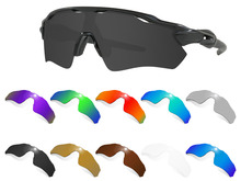 Glintbay Performance Polarized Replacement  Lenses for Oakley Radar EV Path Sunglass - Multiple Colors