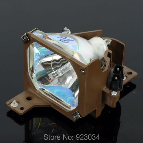 ELPLP13 lamp with housing for EMP-50C EMP-70C PowerLite 50C PowerLite 70C виброплита vektor vpg 70c gx160 2002