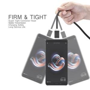 Image 5 - 2 pcsUSB кабель type C кабель Micro USB для samsung Xiaomi huawei LG, зарядный usb кабель для iPhone X 8 7 6 6 S puls 5 5S SE