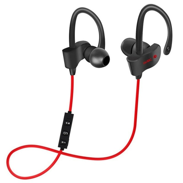 Super Bass Bluetooth Earphone Sports Wireless Headphones Sweatproof  Stereo Earbuds with Mic for Mobile Phone Xiaomi Samsung