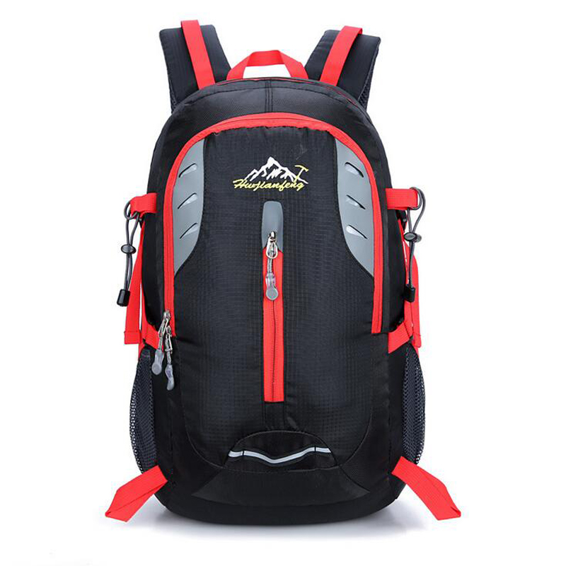2018 30L Outdoor Travel Backpack Mountaineering Bag Men Women Knapsack Sport Bags Backpa ...