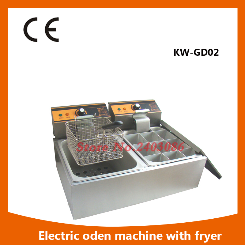 Electric Oden Maker/kanto Cook Machine/oden Food Cooker Machine, High Quality Commercial Pasta Cooker With Cabinet Stand Cooker 220v 600w 1 2l portable multi cooker mini electric hot pot stainless steel inner electric cooker with steam lattice for students