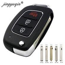 Чехол jingyuqin для Hyundai HB20 IX35 I45 SANTA FE Accent I40 I20 HY15/HY20/TOY40