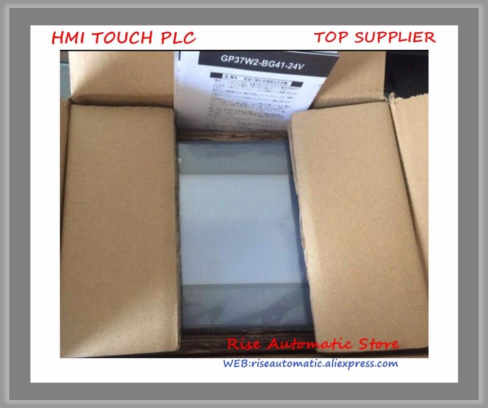 New Original HMI GP37W2-BG41-24V GP37W2BG4124V ano de Garantia para 1