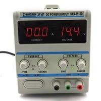 RXN-1510D digital DC netzteil 15 v/10A lineare dc-netzteil 0 1 v 0.01A