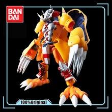 Bandai Digivolving Maligni Digimon Mostro Agumon Wargreymon Action Figure Modello di Modifica Deformabile