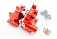 Площадь Rc сзади сплав коробка передач diff для LT 5 т красный и серебристый можете выбрать