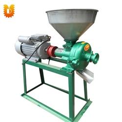 60-75kg/h With Motor Grain Grinding Machine/Peanut Butter Sesame Paste Making Machine