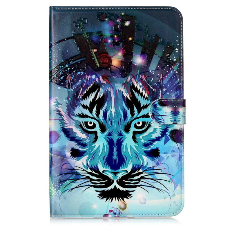 Fashion Printings Flip PU Leather Case for Samsung Galaxy Tab E 9.6 Tablet Stand Cover for Samsung Galaxy Tab E 9.6 T560 SM-T561
