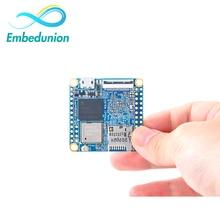 Четырехъядерный процессор Cortex-A7 FriendlyARM NanoPi NEO Воздуха (512 МБ ОПЕРАТИВНОЙ ПАМЯТИ, WI-FI и Bluetooth, 8 ГБ eMMC, u-boot/Ubuntu-Core-Xenial/Debian-Джесси)